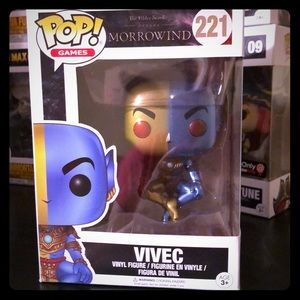 Vivec from Morrowind Funko POP Figurine